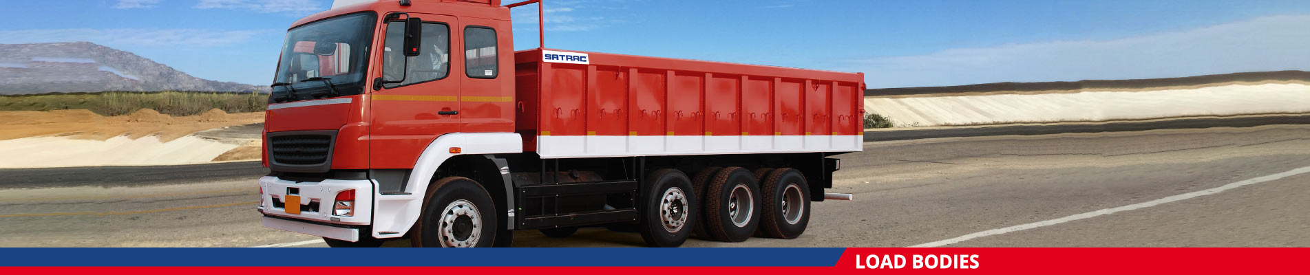 Load Body Manufacturers in India