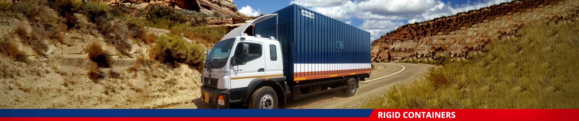 Rigid Containers Manufacturers in India