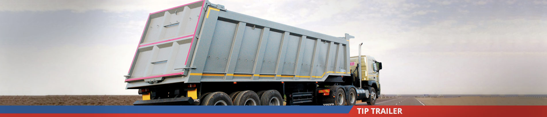 Tip Trailer Manufacturers in India