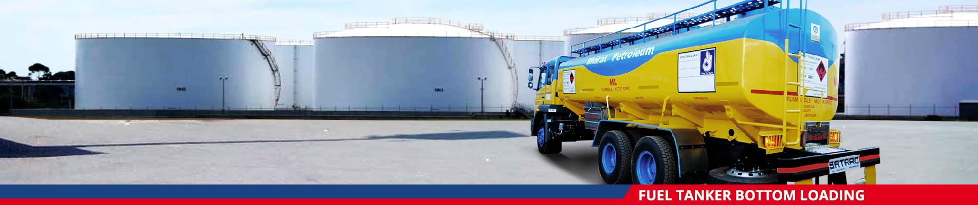 Fuel Tanker Bottom Loading Manufacturers in India