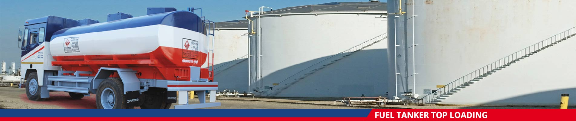 Fuel Tanker Top Loading Manufacturers in India