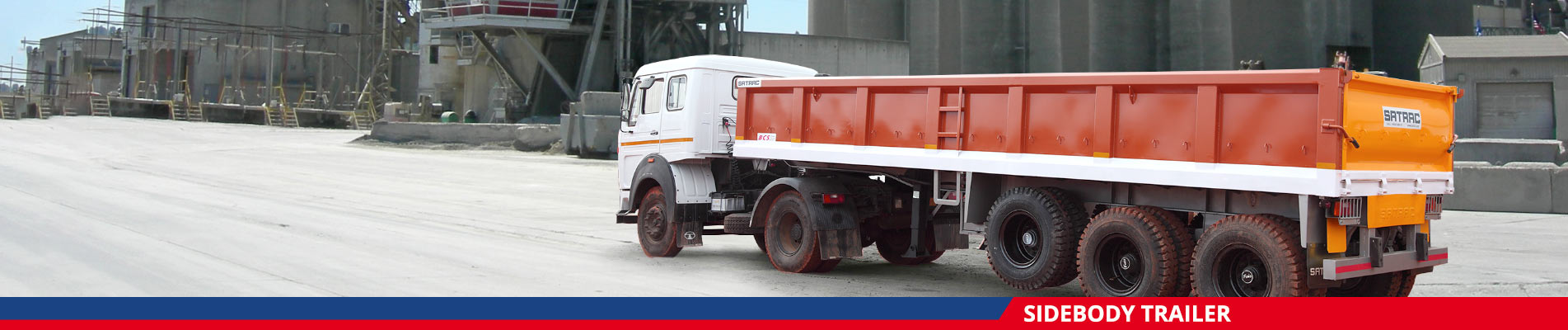 Sidebody Trailer Manufacturers in India