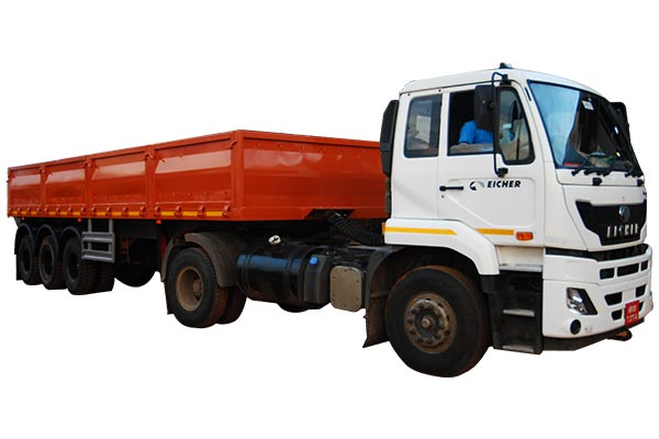Cement Trailer Manufacturers in India