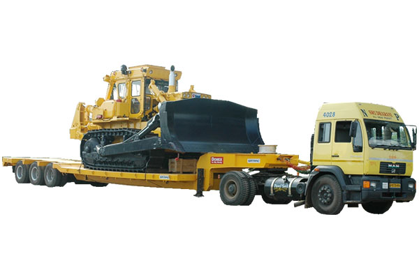 Lowbed Semi Trailer Manufacturers India