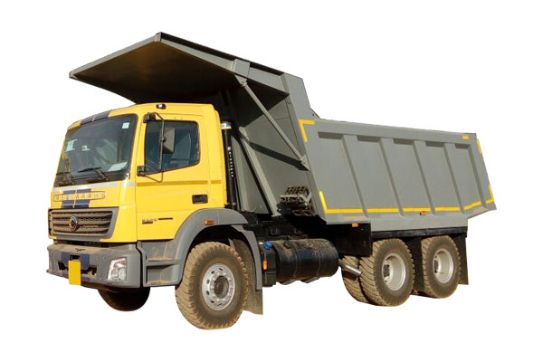 Rock Body Tipper Conventional Manufactures in India